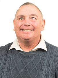 Councillor Barry Bingham
